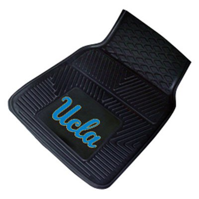 UCLA - University of California, Los Angeles Heavy Duty Vinyl Car Mats - Set of 2
