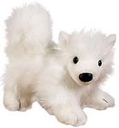 Webkinz Samoyed Dog Plush