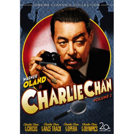 Charlie Chan Collection: Volume 2 (DVD)