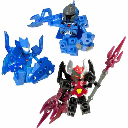 Ionix Tenkai Knights Action Figure Pack, - Action Pak