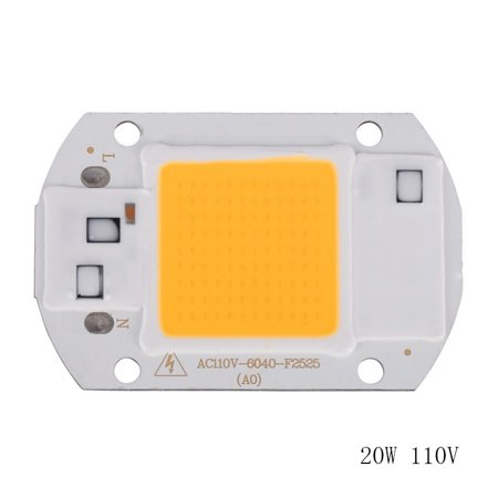 COB High Power LED Lamp Light Warm Cool White Chip Bulb Bead 20W 30W 50W - High Power Warm Led