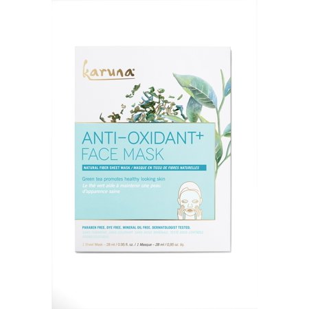 Turmeric Antioxidant Facial Mask - Karuna Antioxidant+ Face Mask