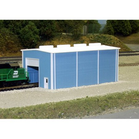 541-8002 N Small Engine House Building Kit By Pikestuff