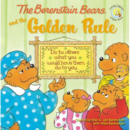 The Berenstain Bears and the Golden Rule (Lizzie Kate Halloween Rules)