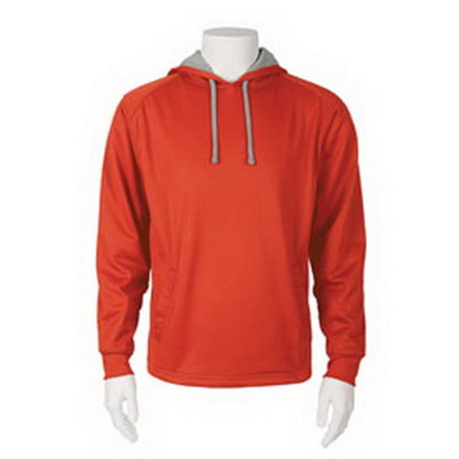 Paragon P300-RED & HEATHER GRAY-5X Sequoia Fleece Pullove...