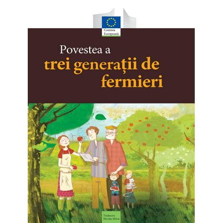 Povestea a trei generații de fermieri - eBook