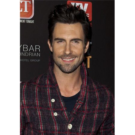 Everett Collection Evc1212n06qw019h Adam Levine At Arrivals For Tv Guide Magazine Annual Hot List Party Skybar At The Mondrian Hotel Los Angeles Ca November 12 2012 Photo By Emiley Schweich Photo Prin