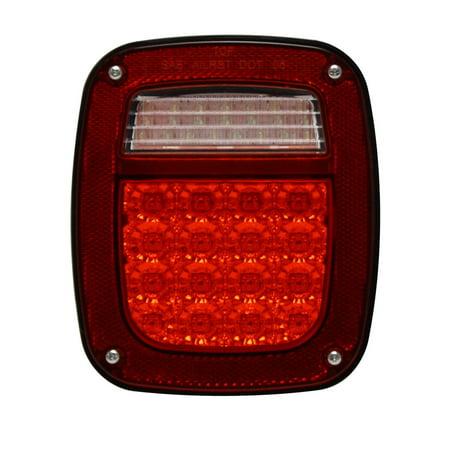 (Driving Lights Jeep, Tail Tj Jeep Wrangler Brake Light Led Assembly)