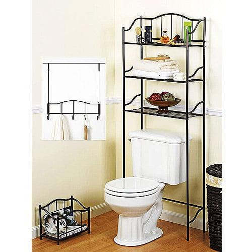 3-Piece Complete Bath Storage Set