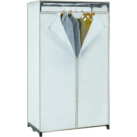 Tidy Living 36 Cloth Closet Wardrobe Stand Alone Portable Storage Organizer