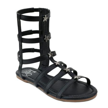 Om Girl Girls Athena Tall Gladiator Sandals