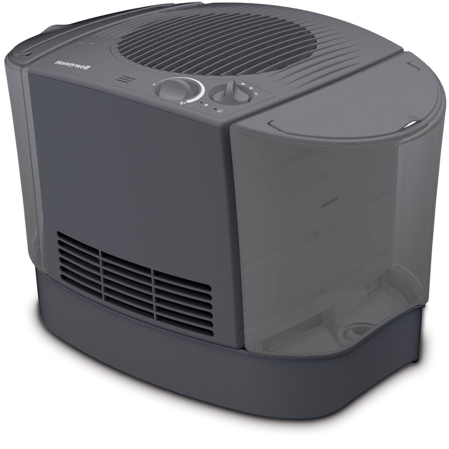Honeywell Easy to Care Removable Top Fill Console Humidifier, Black, HEV680B