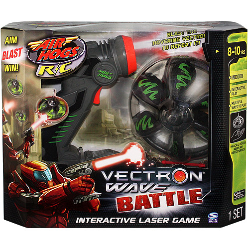 Air Hogs Vectron Wave Battle Radio-Controlled Vehicle, Green