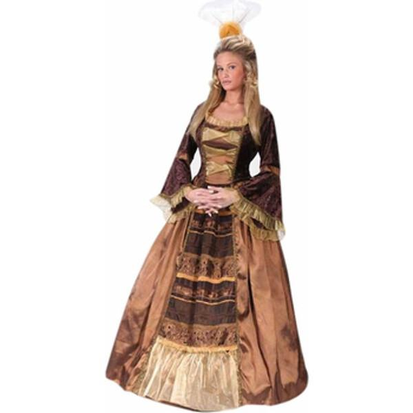 Adult Lady Baroness Costume~Adult Lady Baroness Costume