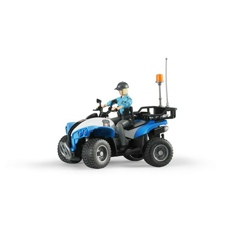 Quad Action Swivel (Police Quad w light skin Policew and access )