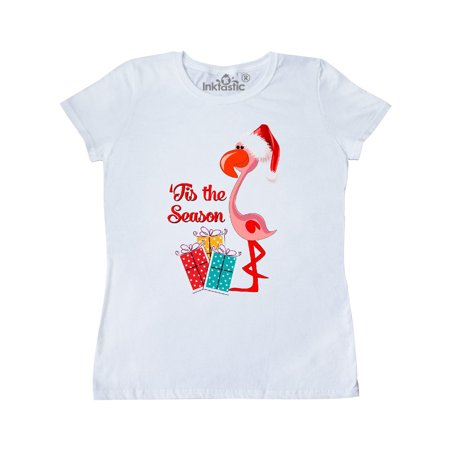 Christmas Flamingo (Christmas Flamingo Women's)