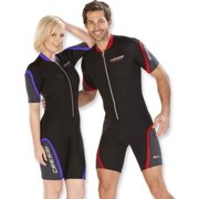 Cressi 2.5mm Front Zipper Playa Women's Shorty Wetsuit