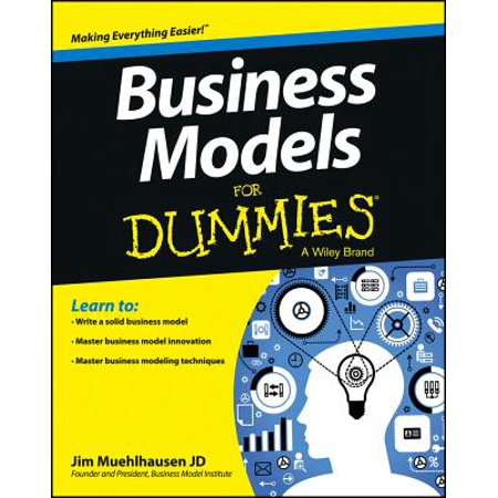 Business Models For Dummies - eBook (Business Models For Dummies)