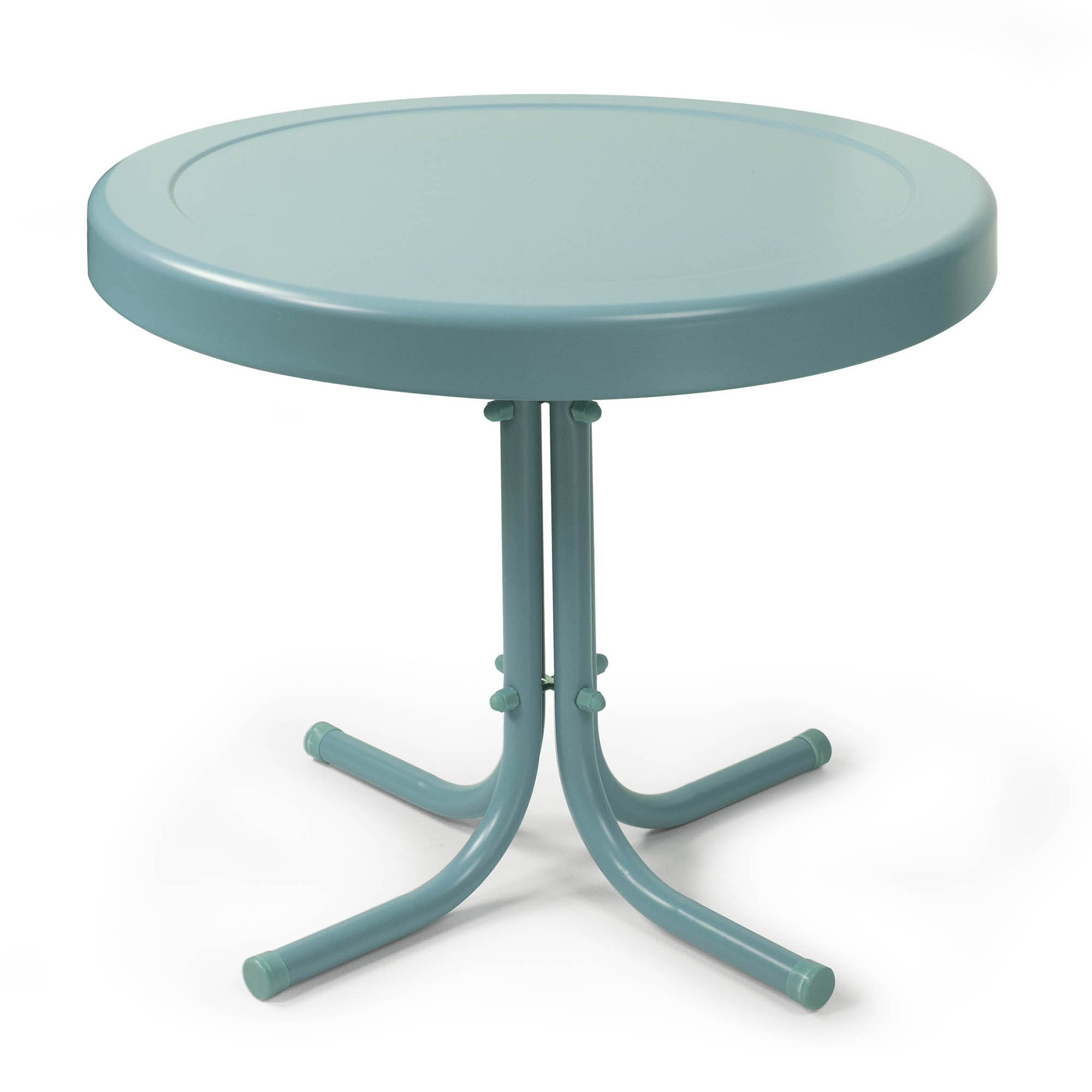 Crosley Furniture Retro Metal Side Table - Walmart.com