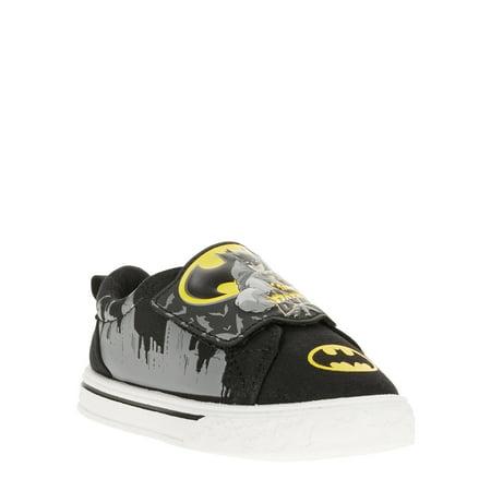 Toddler Boys' Batman Dc Comics Licensed Casual Sneakers ()