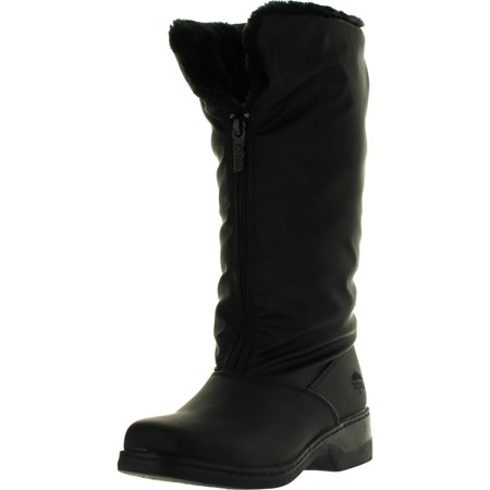 Totes Womens Cynthia Winter Waterproof Snow Boots
