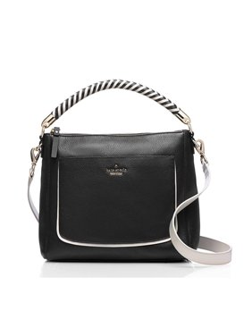 758e841f1 Product Image kate spade woods drive harris satchel - black/cement