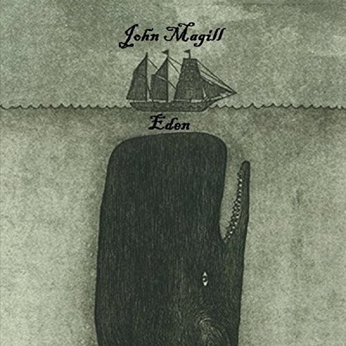 John Magill Eden [CD] by