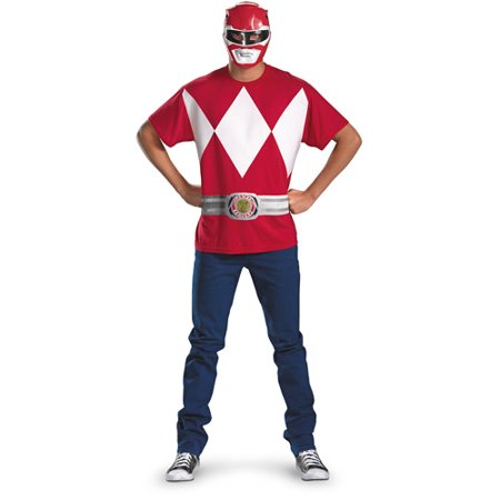 Red Ranger Alternative Adult Halloween Costume