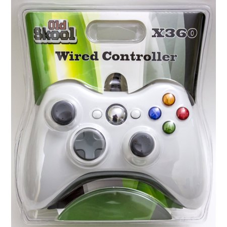 Wired Usb Controller For Pc   Xbox 360   White