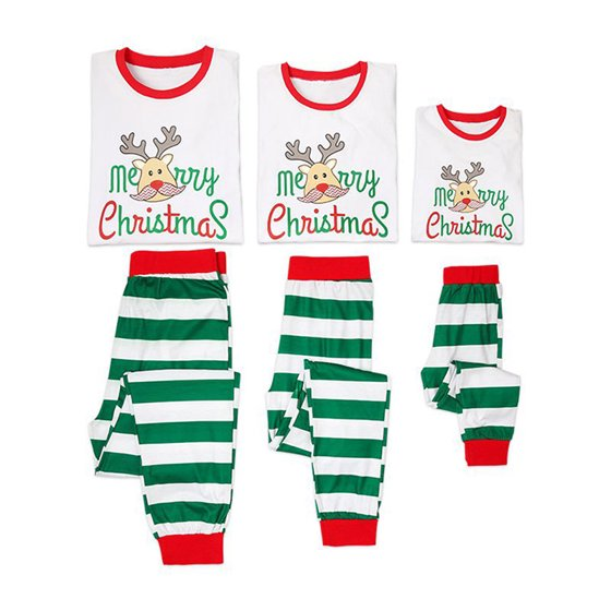 Babula - Babula Family Matching Pajamas Christmas Sleepwear ... 291fa1fb0