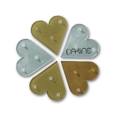 New Dakine Hearts Mat Sparkle 4 Quot X4 Quot Spiked Snowboard Stomp