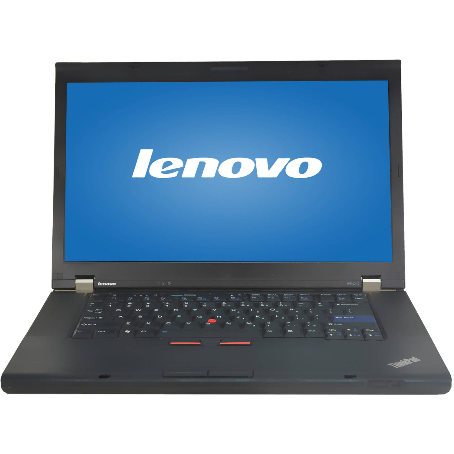 "Refurbished Lenovo 15.6"" ThinkPad W520 Laptop PC with Intel Core i7-2760QM Processor, 16GB Memory, 256GB... by Lenovo"