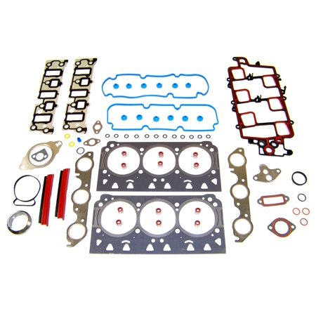 DNJ HGS3189 Graphite Head Gasket Set for 2006-2008 Buick Pontiac 3.8L V6 12V OHV (Sohc 12v Head Gasket)
