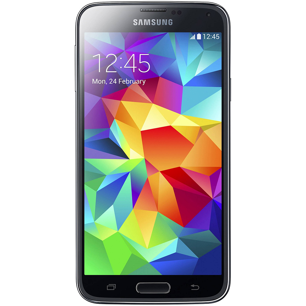 Samsung GALAXYS5RB SM-G900VZKAVZW Galaxy S5 16GB Charcoal Black Unlocked CDMA Smart Phone - Recertified