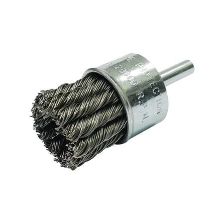 Twist Knot End - Zenith Industries ZN306020 Twist Knot End Brush, 1