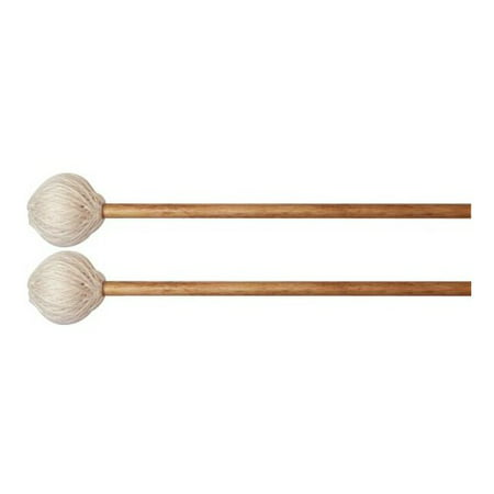 Innovative Percussion IP1002 Jim Casella Series Medium Marimba Mallets with Birch Handles Innovative Percussion Mallets
