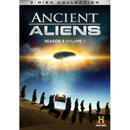 ANCIENT ALIENS-SEASON 6 V01 (DVD) (WS/ENG/SPAN SUB/ENG SDH/5.1DD/2DISCS)