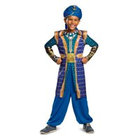 Boy's Genie Classic Halloween Costume - Aladdin Live Action