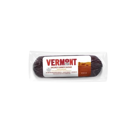 Vermont Smoke & Cure Uncured Summer Sausage, 6 Ounce