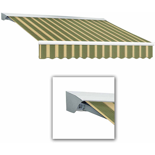 Awntech Destin-LX with Hood Manual Retractable Awning
