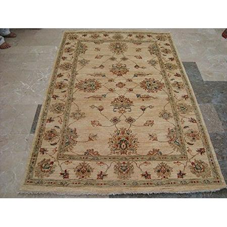 Wonderful Chobi Zeiglar Mahal Rectangle Rug Ghazni Wool Hand Knotted Carpet (6.8 x (Chobi Carpet)