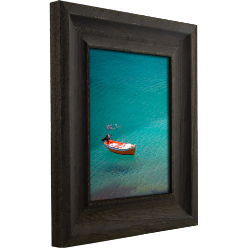 Craig Frames Inc. 2.5'' Wide Distressed Wood Picture Frame / Poster Frame