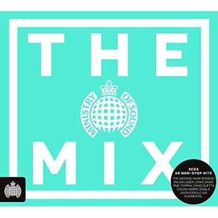 Ministry Of Sound: The Mix / Various (CD)