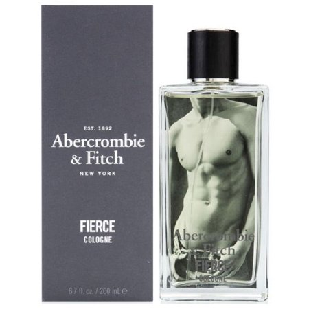 Abercrombie   Fitch Fierce 6 7 Oz   200 Ml Cologne For Men Sealed