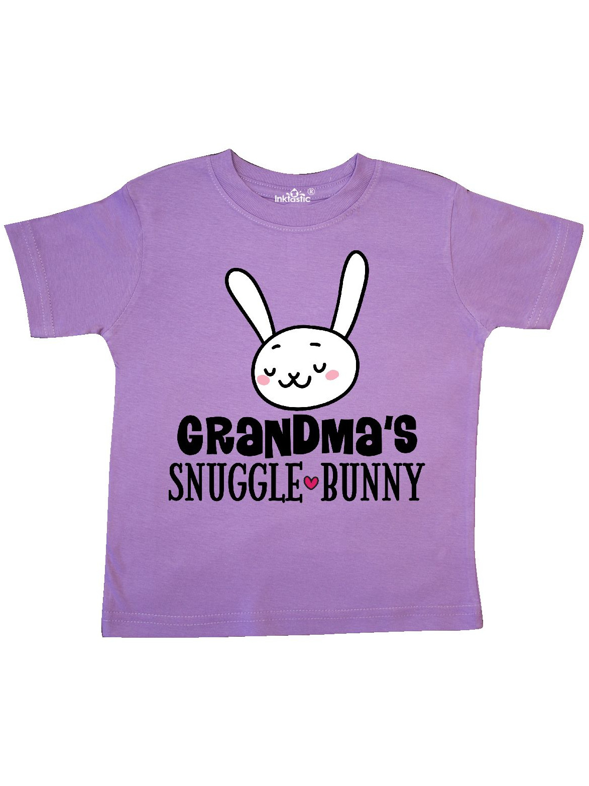 Grandma Snuggle Bunny Easter Outfit Toddler T-Shirt