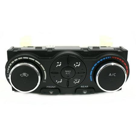 2007-2009 Nissan Altima Manual Temperature Control Panel Module 27510-JA200 Temperature Control Panel