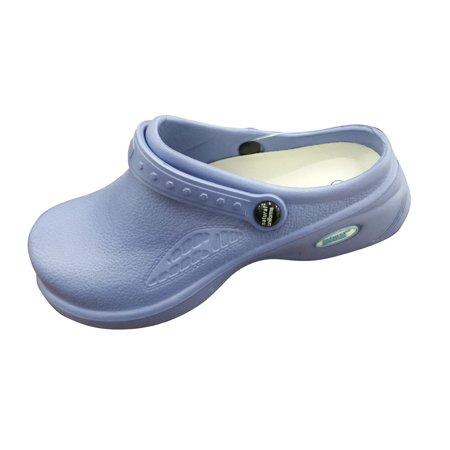 Blue Rubber Clog (Natural Uniforms Women's)