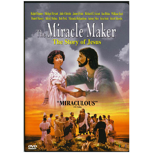 Miracle Maker: The Story Of Jesus, The (Widescreen)
