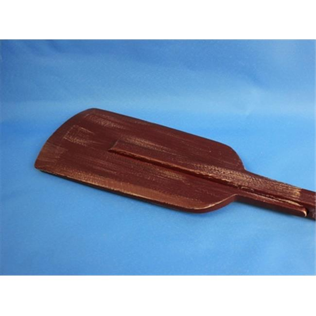 Handcrafted Model Ships Oar 50-521 Wooden Hampshire Squared Rowing Oar 50 in. Decorative Accent by Handcrafted Model Ships