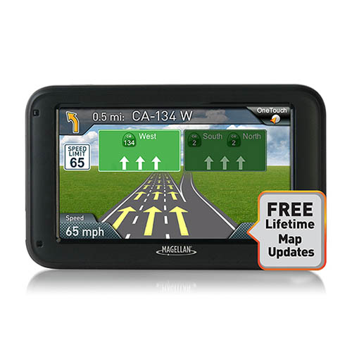 Refurbished Magellan Roadmate RM9416SGLUC 9416T-LM (US, Canada & Puerto Rico) 7 Inches Automotive GPS by Magellan